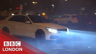 Street racing: inside the secretive world - BBC London