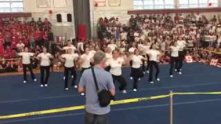 Fox Lane Dance Team Pep Rally - 10/7/16