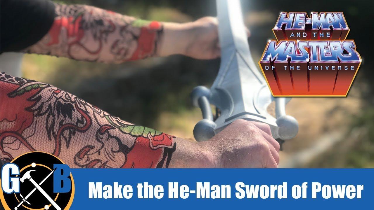 Sword he man 12 Insane