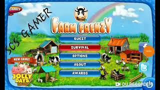 Super  farming game farm frenzy two