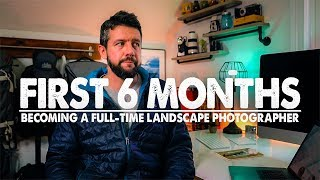 How I Make MONEY With LANDSCAPE PHOTOGRAPHY