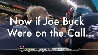 If Boring Joe Buck Called EPIC Sports Moments...
