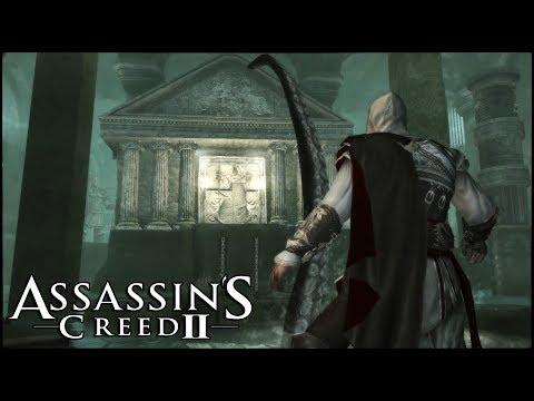Assassin's Creed 2 - НАЙДЕН НАСТОЯЩИЙ КРАКЕН / ВСТРЕЧА ЭЦИО С КРАКЕНОМ!