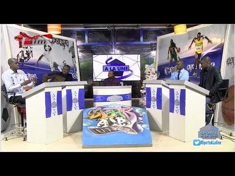 REPLAY - Sports A La Une - Pr : MAME FATOU NDOYE - 18 Décembre 2017 - Partie 1