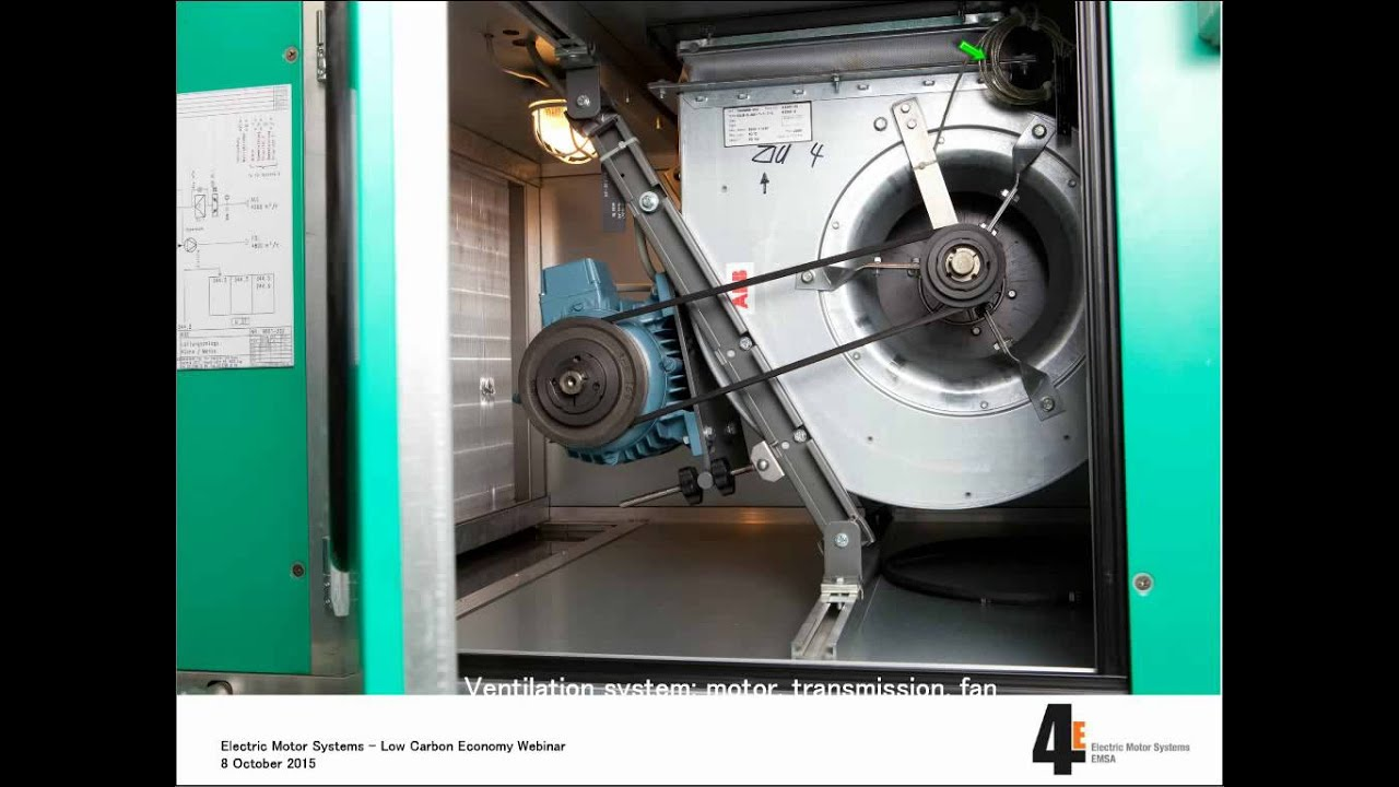 Electric Motor Systems: targeting and implementing efficiency ...