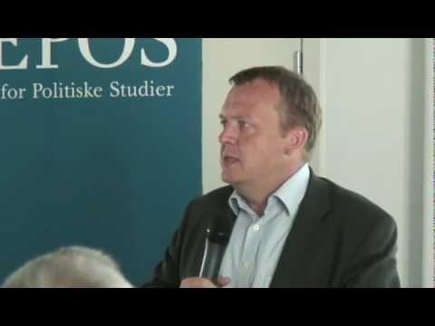 Udliciteringskonferencen 2008: Lars Løkke Rasmussen