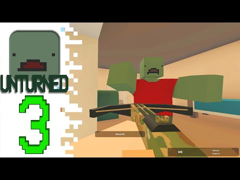 Unturned (GangZ) - EP03 - Supply Runs
