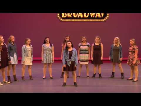 Access Broadway - Top Note Sr. (Kinky Boots)