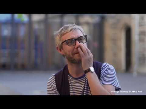Hear what Martin Freeman said about his experience in South Australia, working on Cargo
