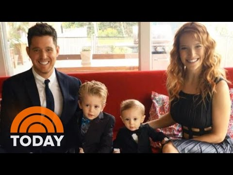 Michael Buble Suspends Career After 3-Year-Old Son Diagnosed With Cancer | TODAY Mp3