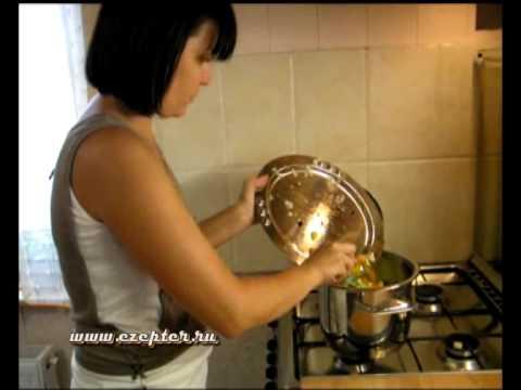 рецепт приготовления овощного рагу с тушенкой