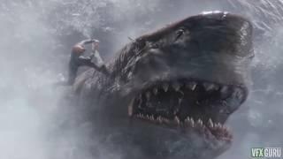The Meg (2018) - VFX Breakdown By ImageworksVFX