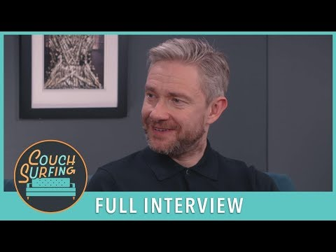 Black Panther's Martin Freeman On The Office & The Hobbit (FULL) | PeopleTV | Entertainment Weekly en streaming