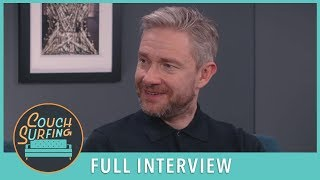 Black Panther's Martin Freeman On The Office & The Hobbit (FULL) | PeopleTV | Entertainment Weekly