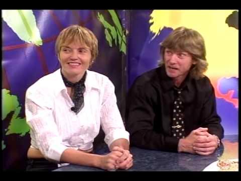Jill Emery and her boxing coach Michael Kozlowski on RTN America