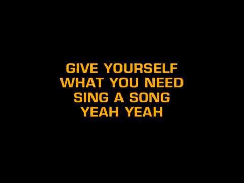 Earth, Wind & Fire - Sing A Song (Karaoke)
