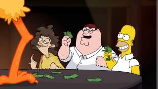 YO MAMA SO STUPID! Family Guy and The Simpsons