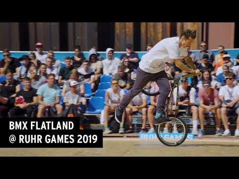 Ruhr Games 2019: BMX Flatland Highlights