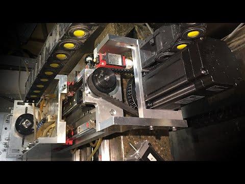12nm Closed Loop Stepper Motor Unit for the 3DM-CNC machine