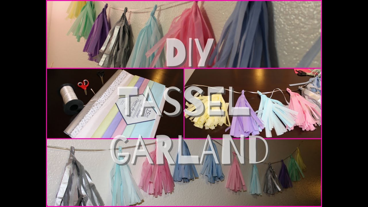 DIY Easy U0026 Cheap College Dorm/Room Decor For LESS Than $3.00   YouTube Part 88