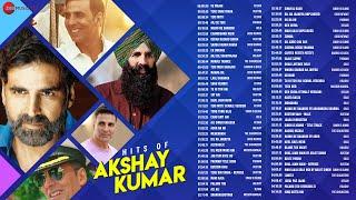 69 Hit Songs Of Akshay Kumar   Ve Maahi, Tere Sang Yaara, Teri Mitti, Aaj Se Teri, Naino Ne Baandhi