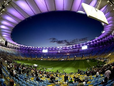 Maracanã: A tour of Brazil's biggest Football Stadium