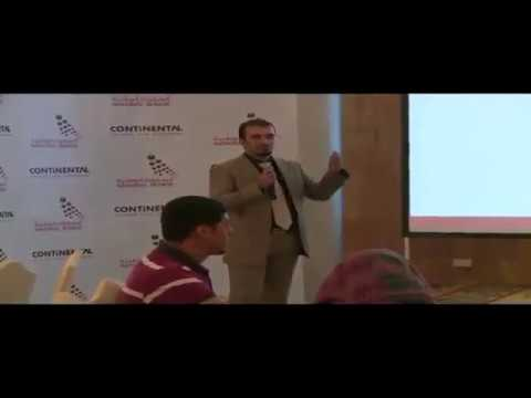 National Bonds Financial Literacy Road Show Abu Dhabi InterContinental part 1 of 8