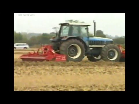 Classic Farm Machinery Part 1 Of 2