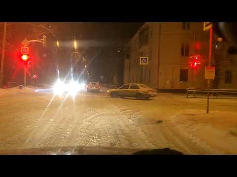 В Екатеринбург пришла зима наконец-то !