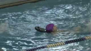Открытый урок. Плавание.