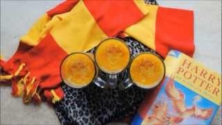 Harry Potter Pumpkin Juice From Scratch Recipe