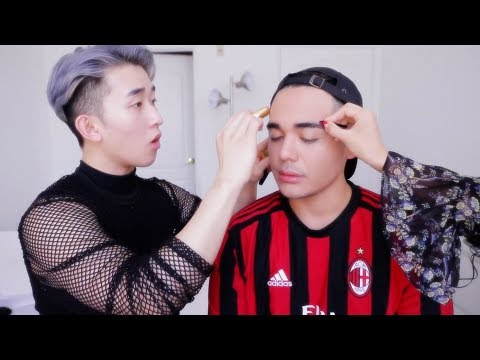 KPOP IDOL MAKEUP TRANSFORMATION 2! With Ivan Lam