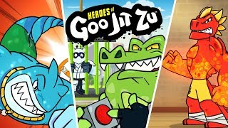 Heroes of Goo Jit Zu   MINI MOVIE CARTOON   Episode 2   TOYS OUT NOW!