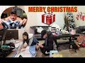 CHRISTMAS IS FINALLY HERE!!! SPENDING TIME WITH FAMILY + OPENING PRESENTS! | VLOGMAS DAY 25