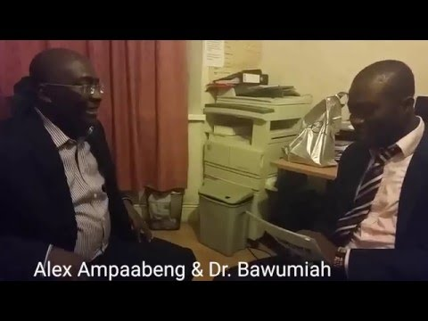 We'll transform Ghana even if we inherit Bankrupt country - Dr. Bawumiah