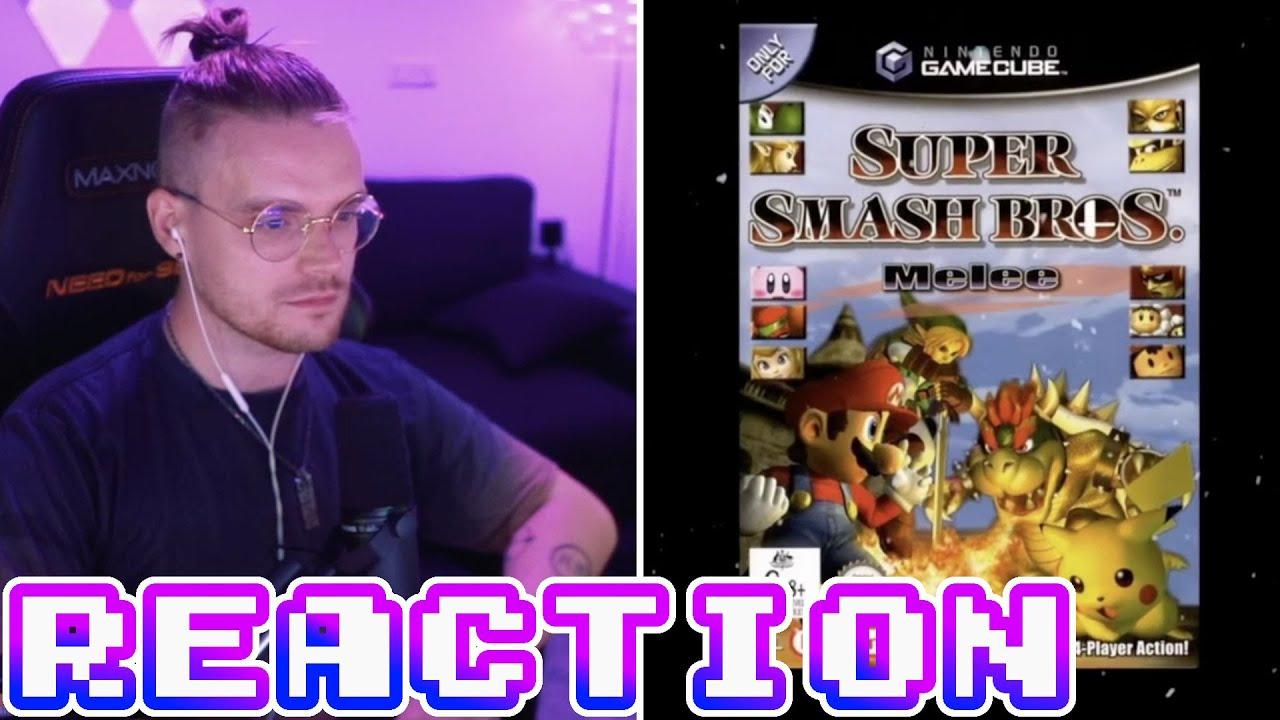 Wieso bleibt Smash Bros Melee so erfolgreich?   Das BESTE Smash Bros?    iBlali Stream highlights