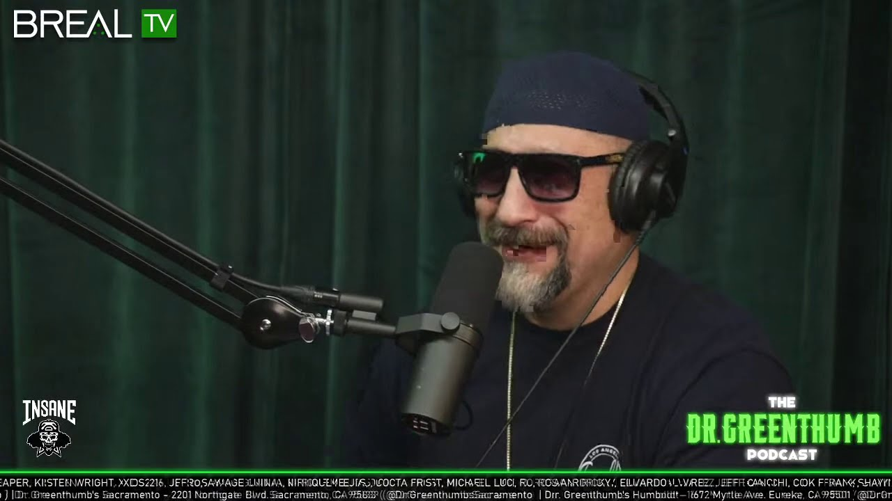 Close Calls At The Airport, Bobo Getting Hash On His Passport + More | The Dr. Greenthumb Podcast