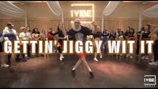 Download GETTIN' JIGGY WIT IT - WILL SMITH | 1VIBE Dance | Jen Colvin Choreography Mp3 and Videos