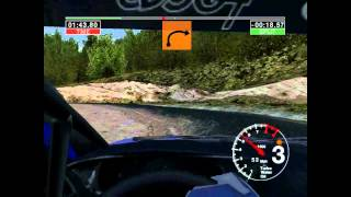 Colin McRae Rally 4 gameplay [PC] [HD]