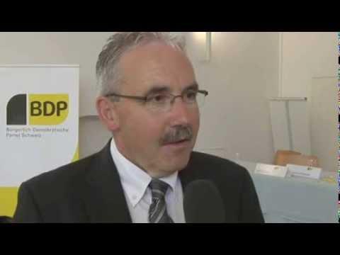 Interview Hans Grunder zur Beziehung Schweiz und EU.
