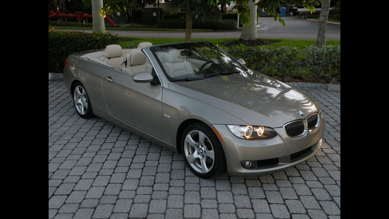 2007 bmw 328i convertible for sale in fort myers fl youtube. Black Bedroom Furniture Sets. Home Design Ideas