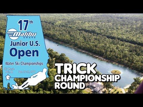 2017 Malibu Boats U.S. Junior Open: Trick Championship Round