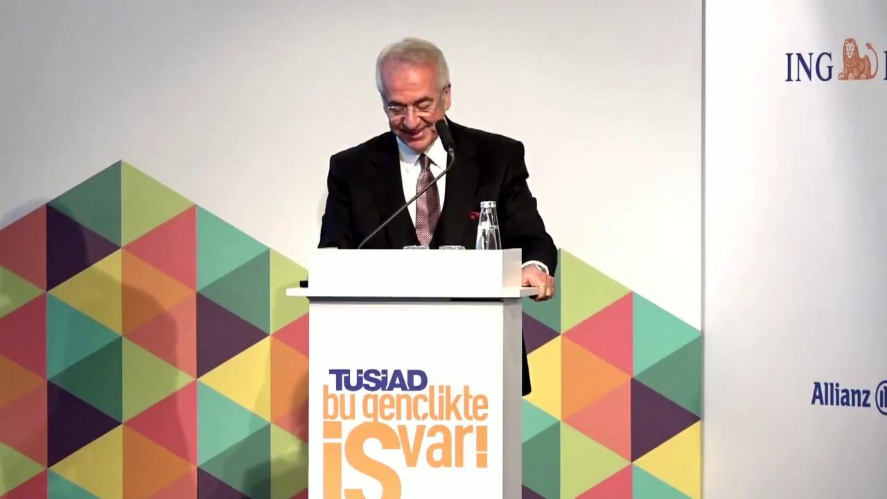 TÜSİAD Bu Gençlikte İŞ Var! 2018 Ödül Töreni