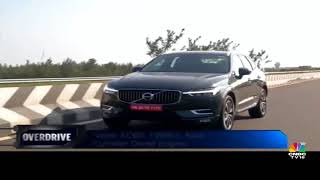 All-New Volvo XC60 | First Drive Review | Overdrive | CNBC TV18 thumbnail