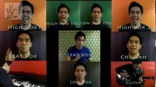 Gorilla - Bruno Mars (Carlo Lopez CarloWorld Cover) VOCALS/BEATBOX/PIANO/GUITAR MIX
