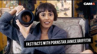 Sex Facts with Pornstar Janice Griffith!
