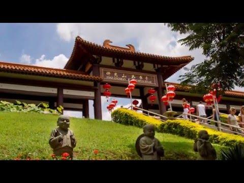 vídeo Templo Zu Lai - Fotos de Marcelo Barbosa Sarmento