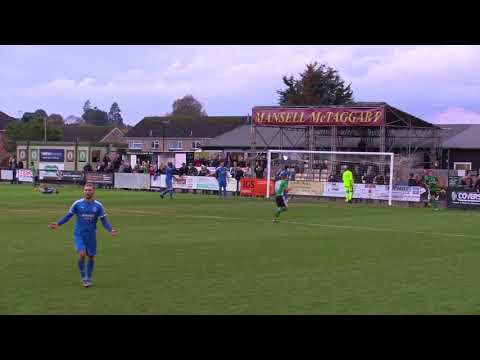 Highlights: Burgess Hill Town 2-1 Leiston