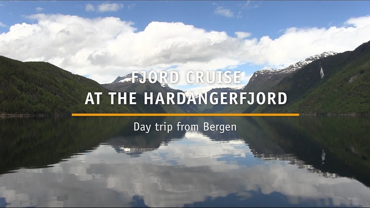 Thumbnail: Fjordcruise at the Hardangerfjord - fjord cruise from Bergen