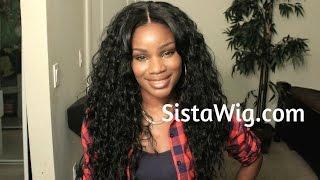 Another Under $20 Wig!!! Sensationnel Nia   SistaWig.com